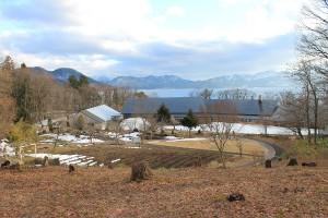 春が待ち遠しい田沢湖